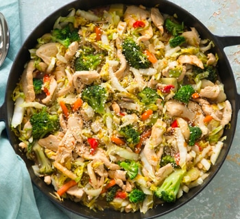 Quick and Healthy Plan - Good Housekeeping - eMeals
