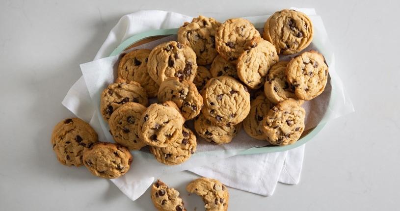 Rolls Royce PB—Chocolate Chip Cookies