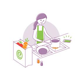 Make Delicious Meals